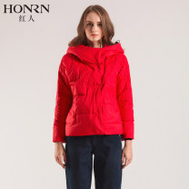Down Jackets Winter of 2018 Honrn / red man Picture color S,M,L,XL,XXL,XXXL White duck down 95% and above routine Long sleeves thickening other other commute Solid color HC55YR411 Below 100g lady 96% and above nylon