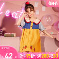 Home skirt / Nightgown Cotton 100% summer female 11-13 years old or over 13 years old 1-3 years old 3-5 years old 5-7 years old 7-9 years old 9-11 years old Class B cotton Summer 2020