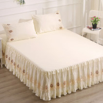Bed skirt Others Beige, pink, blue, rose red, light purple, dark purple, camel, jade, gray, cotton clip coffee, cotton clip jade, cotton clip beige, cotton clip Baolan, cotton clip Dousha Other / other Solid color Qualified products xfyz-md789