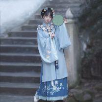 Hanfu 31% (inclusive) - 50% (inclusive) S,M,L,XL wool