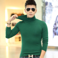 T-shirt fashion City Feng Yicheng M 100 kg or so wear L 120 kg or so wear XL 140 kg or so wear XXL 160 kg or so wear 3XL 180 kg or so wear 4XL 200 kg or so wear 5XL 220 kg or so wear 6XL 240 kg or so wear conventional daily Self-cultivation autumn Boss Long sleeve Dfhdwjg youth conventional tide