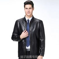 leather clothing Others other yellow , blue , Yellow Plush , Black  -, Black Plush , Blue Plush have more cash than can be accounted for Imitation leather clothes stand collar zipper leisure time YNX9391 Pocket decoration