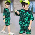 suit Other / other Green, red, black 100cm,110cm,120cm,130cm,140cm,150cm,160cm female summer Europe and America 2 pieces Thin money There are models in the real shooting Socket nothing printing cotton Other 100% 14, 3, 5, 9, 12, 7, 8, 6, 2, 13, 11, 4, 10 Chinese Mainland