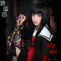 Cosplay women's wear skirt goods in stock Over 8 years old comic L,M,S,XL All over the world Japan Lovely wind
