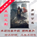 Around online games (physical) Assassin's Creed poster A B C D E F G H I J K L M N O P Q R S T goods in stock 40 * 60 canvas 60 * 90 canvas 40 * 60 art cloth 60 * 90 art cloth currency Light language animation