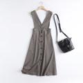 Dress Spring 2021 Picture color XS,S,M,L Mid length dress singleton  Sleeveless wimigirls