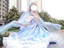 Lolita / soft girl / dress Fairy Tales