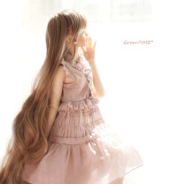 BJD doll zone Dress 1/3 Over 14 years old goods in stock Lotus root purple Women below 25.5 bust