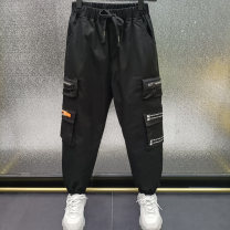 trousers Other / other male 140 for 150-157, 150 for 158-162, 160 for 163-167 black spring and autumn trousers leisure time No model Casual pants Leather belt middle-waisted cotton Don't open the crotch Class B 7, 8, 14, 6, 13, 11, 10, 9, 12 Chinese Mainland