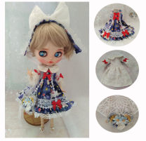 BJD doll zone suit 1/6 Over 14 years old goods in stock Skirt material package, add three-dimensional heart-shaped package material, special price of finished products Little cloth Blythe, little head baby, 6 points BJD, OB 11, 8 points BJD, strange high