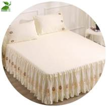 Bed skirt Others Blue, camel, gray, beige, pink, rose red, light purple, dark purple, jade, cotton clip coffee, cotton clip jade, cotton clip beige, cotton clip Baolan, cotton clip Dousha Other / other Solid color Qualified products