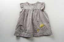 Dress As shown in the picture, Xia fault female Other / other Other 100% summer Skirt / vest 3 months