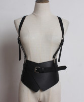 Belt / belt / chain Pu (artificial leather) Gold, silver, black