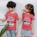 T-shirt The bud of love 100cm,110cm,120cm,130cm,140cm,150cm neutral summer Short sleeve Crew neck There are models in the real shooting nothing Pure cotton (100% cotton content) Cartoon animation Cotton 100% Class A Sweat absorption 2, 3, 4, 5, 6, 7, 8, 9, 10, 11, 12 years old Chinese Mainland