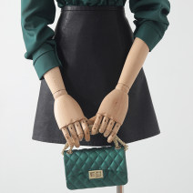 skirt Winter 2020 S,M,L,XL Black, apricot, brown Short skirt commute High waist A-line skirt Solid color 31% (inclusive) - 50% (inclusive) other Qin Yao PU Korean version