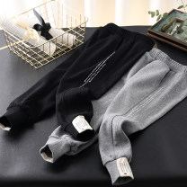 trousers Other / other male The recommended height is 110, the recommended height is 120, the recommended height is 120, the recommended height is 130, the recommended height is 140, the recommended height is 150, and the recommended height is 160 winter trousers Korean version No model Leather belt