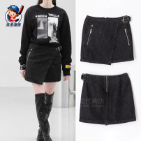 Sports skirt BA204SK001 black Other / other Won female S (adult), m (adult) Spring 2021