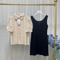 Dress Summer 2021 Black (stock) XS,S,M