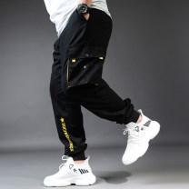 Casual pants Others Fashion City 001 --- k069002 --- k071003 --- k519004 --- k05005 --- k086006 --- k043007 --- k521008 --- k040009 --- k045010 --- k52211 --- k069 green, 011 --- k069 black [Plush] routine trousers go to work easy Micro bomb Four seasons Large size Basic public middle-waisted
