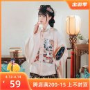 Hanfu 96% and above Spring 2021 XS,S,M,L Tencel