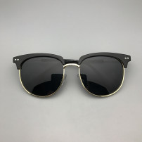 Sun glasses Round face, long face, square face, oval face currency ellipse Other / other Mirror case Anti UVA, anti UVB, polarized light The frame is tight