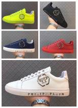 Low top shoes 38,39,40,41,42,43,44,45 Cattle hide (except cattle suede) Frenulum Round head Outdoor leisure shoes top layer leather