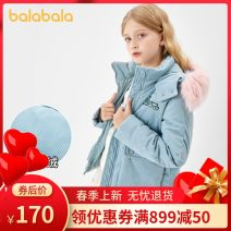Cotton padded jacket female No detachable cap other Bala Grey blue 8211 165cm,160cm,170cm,150cm,140cm thickening Zipper shirt leisure time There are models in the real shooting other corduroy Class C other Polyester 100% Polyester 100% 7, 8, 9, 10, 11, 12, 13, 14 Chinese Mainland