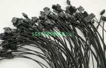 Connecting line LF black