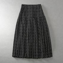 skirt Summer 2021 S,M,L,XL black High waist ten thousand seven hundred and seventy-nine point one zero three zipper