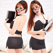 Nightdress Fei Mu Average size sexy youth Polyester (polyester) More than 95% Composite fabric 200g and below