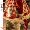skirt Spring 2021 S,M,L Red, blue, black