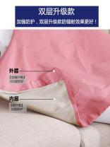 Radiation protection apron 1E57E6070 Single layer - Pink apron] 3 gift bags - 966, single layer - Navy apron] 3 gift bags - TR4, double layer - Pink apron] 3 gift bags - 153, double layer - Navy apron] 3 gift bags - v1q 1E57E6070 Other / other Surface: metal blended fiber; liner: silver fiber