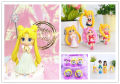 Doll / Ornament / hardware doll goods in stock 4 no base, 4 with base, 6 with base, white wedding dress, blue uniform dress, 3 with base, 4 with blue, 2 with pink, 2 with moon star (gold), gold and silver, 5 with base, love fairy stick, five star fairy stick and light band comic Japan PVC Sailor Moon