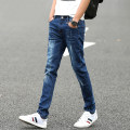 Jeans Youth fashion Surplatwo / sulplatin diagram Twenty-eight 932 + K38 blue [pants] routine Micro bomb Regular denim One hundred and seven Cotton 73% polyester 24.2% viscose (viscose) 1.4% polyurethane elastic (spandex) 1.4% Spring 2017 Pure e-commerce (online only)