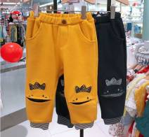 trousers Other / other neutral Size 90 (recommended height is about 75), size 100 (recommended height is about 85), Size 110 (recommended height is about 95), Size 120 (recommended height is about 105), Size 130 (recommended height is about 115) Rare, pure, yellow, rare, pure, navy spring and autumn