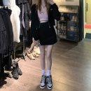 Fashion suit Spring 2021 Separate shots Pink sling, black s, black M