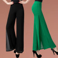 Casual pants A77 black split, S75 black split, G13 green split, M18 green split, q82 red split, B27 red split, A75 white split, C67 blue split, d75 blue split, m56-8802 Vest Black Summer 2020 trousers Wide leg pants High waist commute Thin money 96% and above N16627 Other / other polyester fiber belt