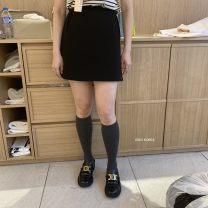 skirt Spring 2021 S,M,L black