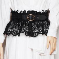 Belt / belt / chain other Black, white