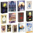 Board game card Tarot