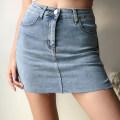 skirt Summer 2020 XS,S,M,L Black, gray, blue