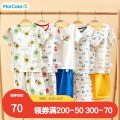 Home suit marcolor 80cm 90cm 100cm 110cm 120cm 130cm 140cm White yellow color 0030 red blue color 0068 white blue color 0080 gray blue color 8206 Ben white tone 0010 summer neutral Cotton 100% They were 2 years old, 3 years old, 4 years old, 5 years old, 6 years old and 7 years old Home other