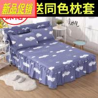 Bed skirt Others Flamingo, lovely cat, dream come true, feather Xiaoxiao, ELO cherry blossom, Lugang Town, Xiali manor, yunduoduo, manmanhua language, Mulan Qinzi, midnight singing, tender memories, her favorite, happy notes, Huameng Yiren Other / other Plants and flowers Qualified products