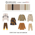 Sweater / sweater Other / other neutral 80cm,90cm,100cm,110cm,120cm,130cm,140cm spring and autumn nothing cotton Cartoon animation