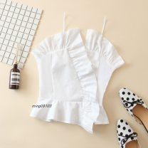 Vest sling Summer 2020 white XS,S,M,L singleton