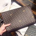 Bag clutch bag cowhide other Other / other brand new European and American fashion leisure time soft cowhide Arm in arm