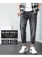 Jeans Autumn 2011 96% and above XS,S,M,L,XL,2XL Light grey