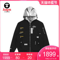 Jacket Aape Youth fashion S M L XL XXL standard Other leisure Polyamide fiber (nylon) 100% Spring 2021 Same model in shopping mall (sold online and offline)