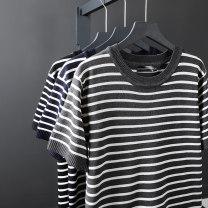 T-shirt / sweater Jbcagpg / Jiangong Youth fashion Add two shopping carts and reduce 20 yuan by 2031 black 2031 gray 2031 sapphire blue 2033 black 2033 gray 2033 green 2033 red 2035 black 2035 gray 2035 green 2035 red 2034 black 2034 red 2034 gray M L XL XXL XXXL 4XL 5XL 6XL 7XL routine Socket ZD2031