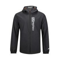 Sports jacket / jacket XTEP / Tebu male 2XL 3XL 4XL s (adult) m (adult) l (adult) XL (adult) Black black-1 black-2 Autumn 2020 Hood zipper Sports & Leisure Comprehensive training clothing yes